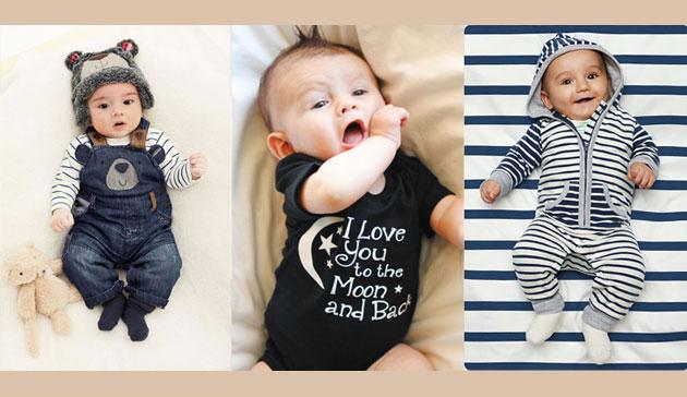Baju Bayi Lucu danMurah